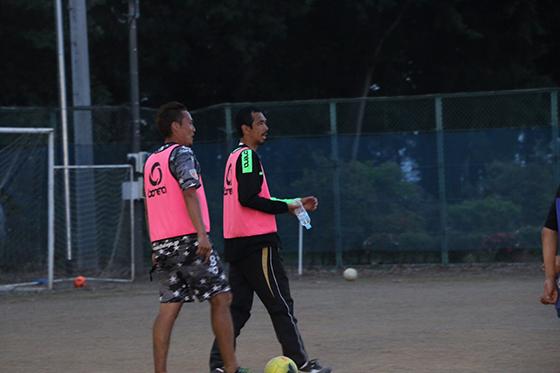 元日本代表サッカー選手・久保竜彦スペシャルサッカー教室